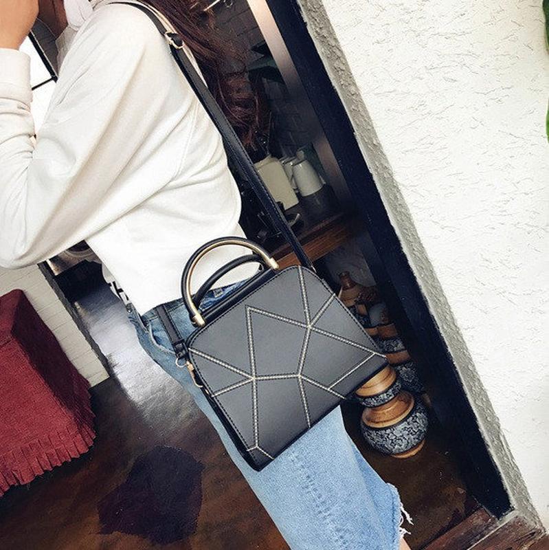 Маленькая женская сумка - Фото 5