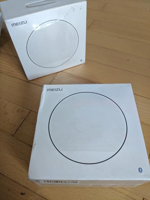 Портативная Bluetooth колонка Meizu A20