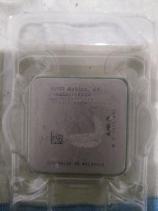 Процессор AMD Athlon 64 3500+ 2.2 ГГц am2