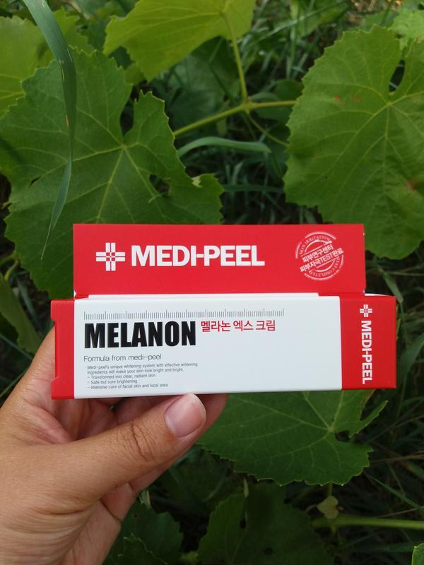 Крем от пигментации medi-peel melanon x cream