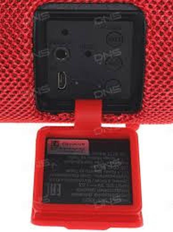 Колонка акустическая Sony SRS-XB21 Red - Фото 6