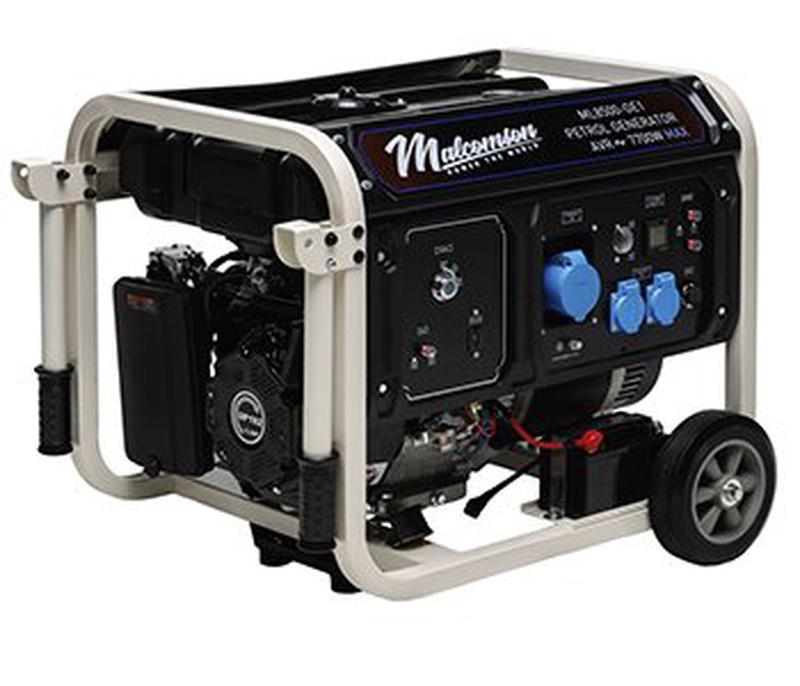 Бензиновий генератор Malcomson ML8500-GE1