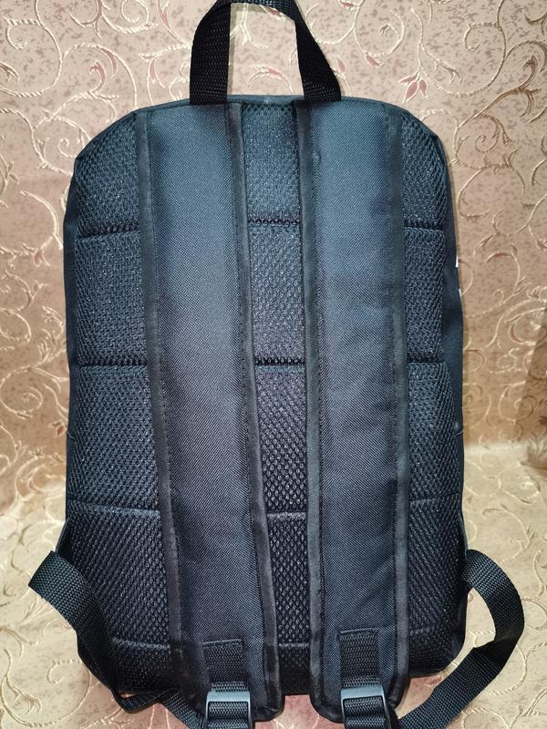 Черный молодежный ,городской, спортивный рюкзак - Фото 4