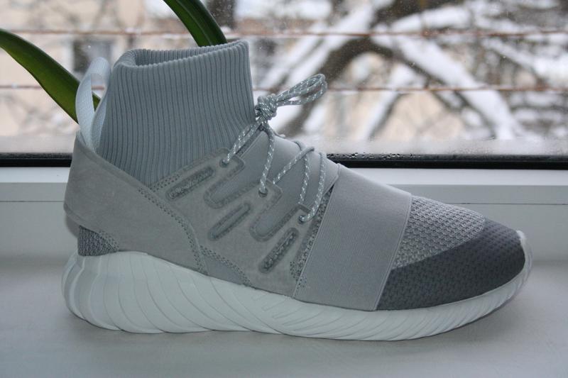 Кроссовки adidas tubular doom {40.5р. по 46р.} оригинал!! -30%