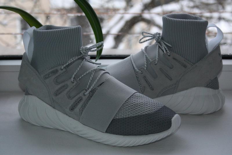 Кроссовки adidas tubular doom {40.5р. по 46р.} оригинал!! -30% - Фото 2