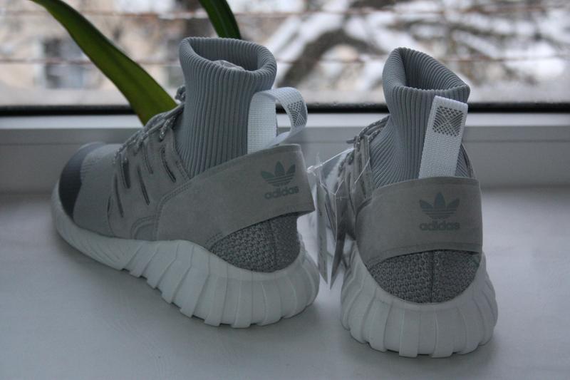 Кроссовки adidas tubular doom {40.5р. по 46р.} оригинал!! -30% - Фото 4