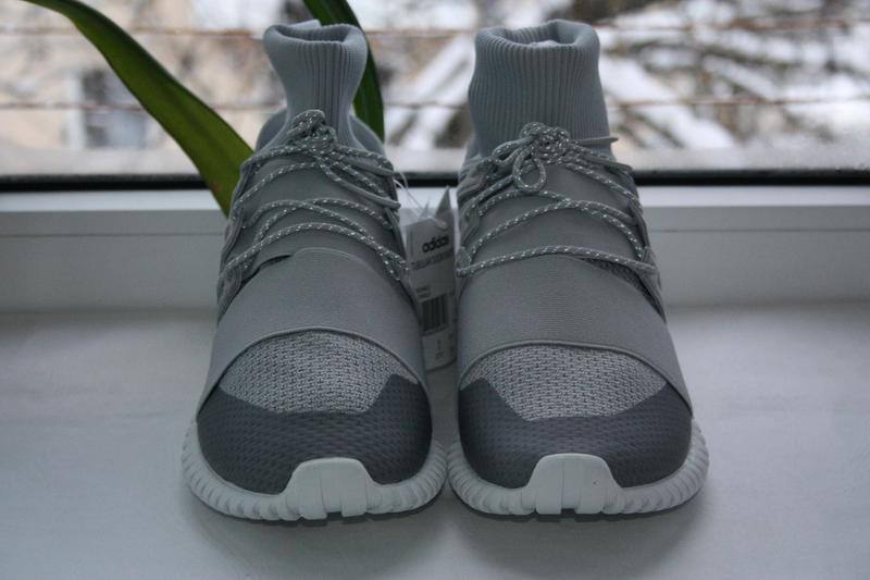 Кроссовки adidas tubular doom {40.5р. по 46р.} оригинал!! -30% - Фото 5