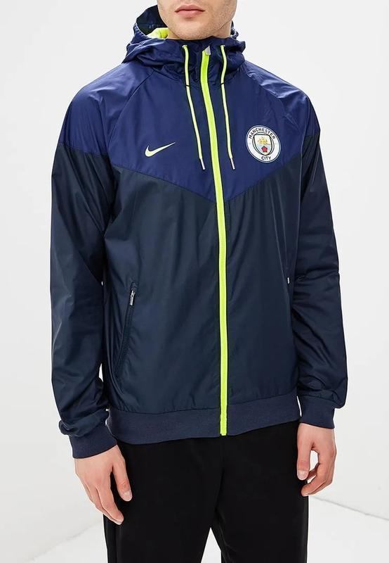 Куртка ветровка nike air windrunner (s-m-l-xl-2xl) оригинал -20% - Фото 4
