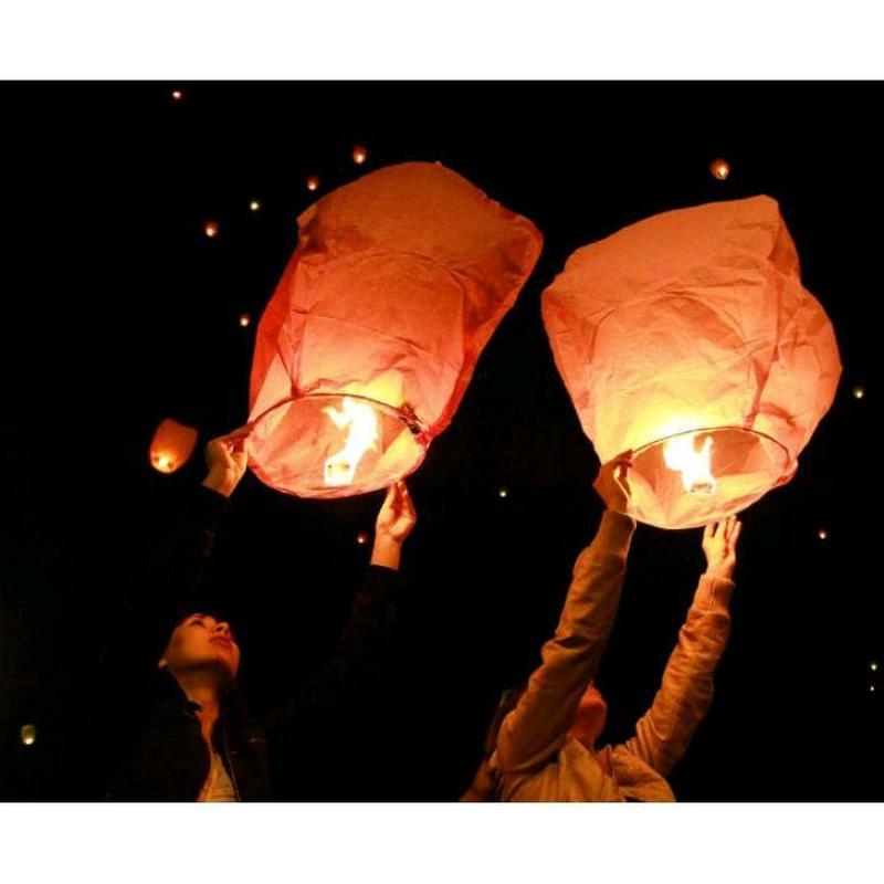Небесные фонарики - Фото 5