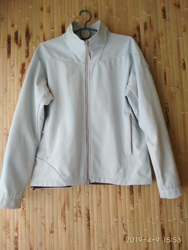 Спортивная куртка ветровка columbia titanium большой размер