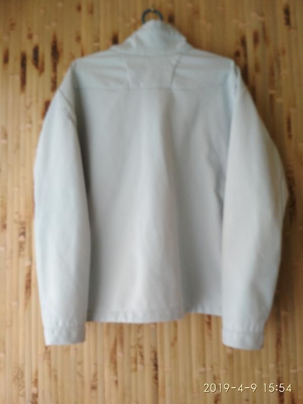 Спортивная куртка ветровка columbia titanium большой размер - Фото 2