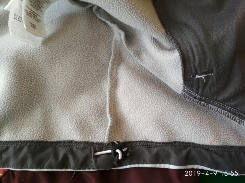 Спортивная куртка ветровка columbia titanium большой размер - Фото 3