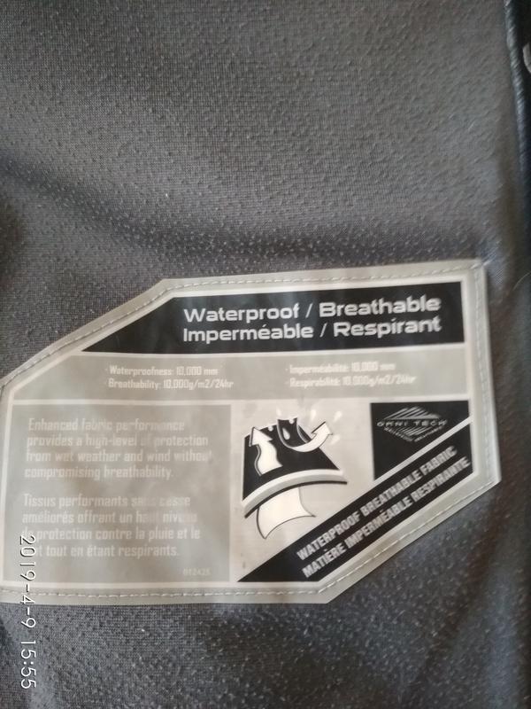 Спортивная куртка ветровка columbia titanium большой размер - Фото 7