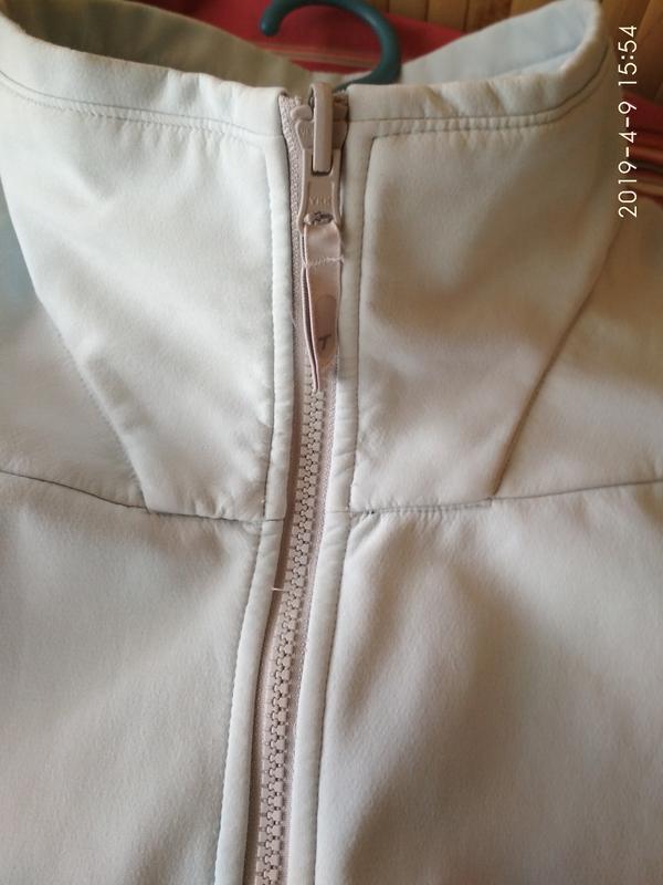Спортивная куртка ветровка columbia titanium большой размер - Фото 8