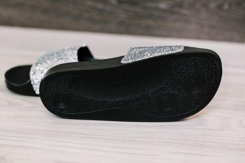 Шлепки р. 36-39, шлепанцы, сланцы, босоножки, тапочки, сандалии - Фото 3