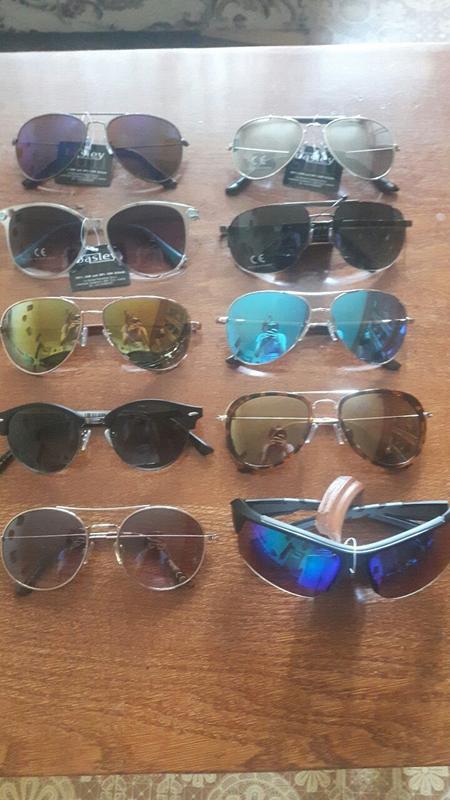 Новые солнцезащитные очки Basley 400 UV polarized Австрия - Фото 8