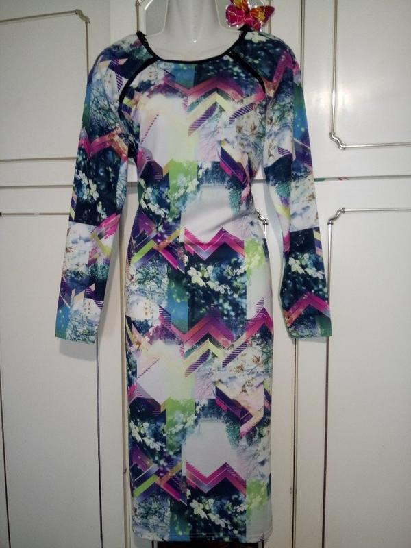 🔥🔥🔥 платье миди с оригинальным