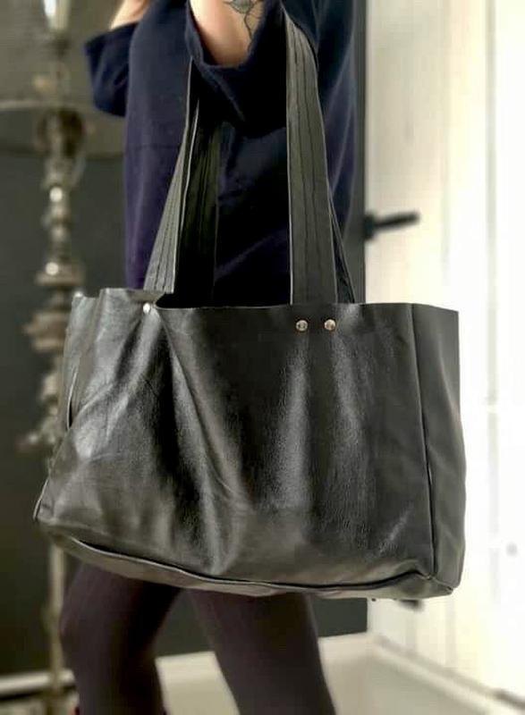 Hand made 100% оригинальная кожана сумка.