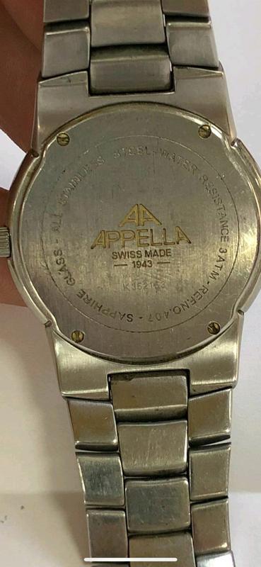 Часы апелла - Фото 2