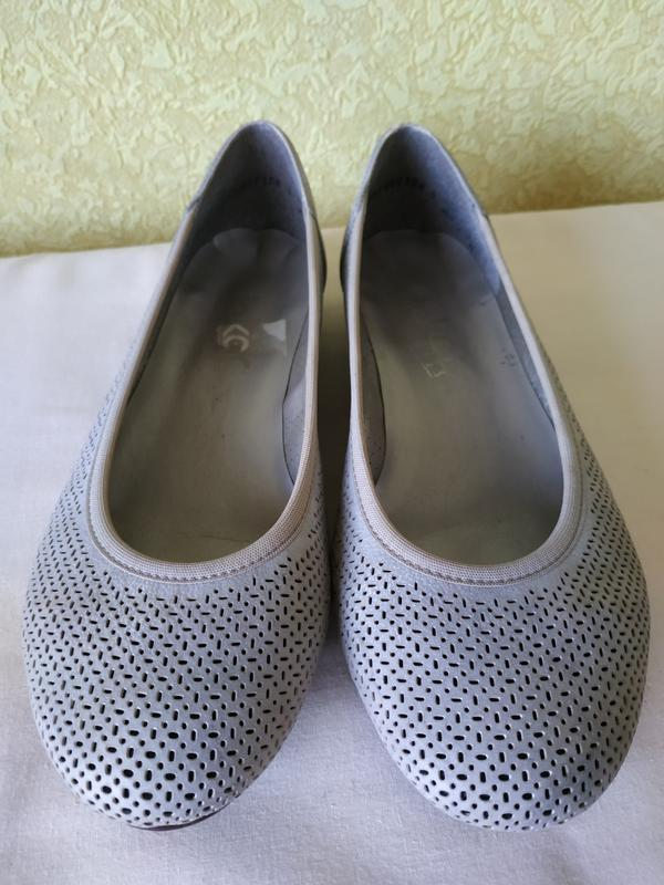 Rieker antistress туфли, балетки, босоножки как новые