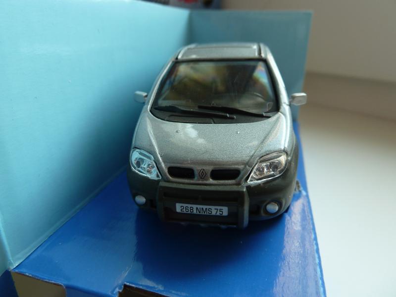 Renault RX4 Cararama Масштаб 1:43