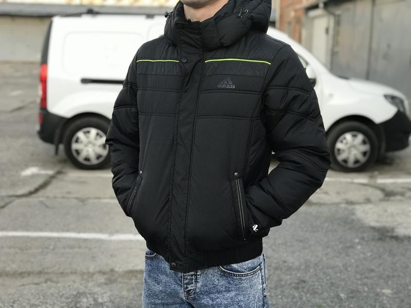 Мужская зимняя куртка  NS125_57