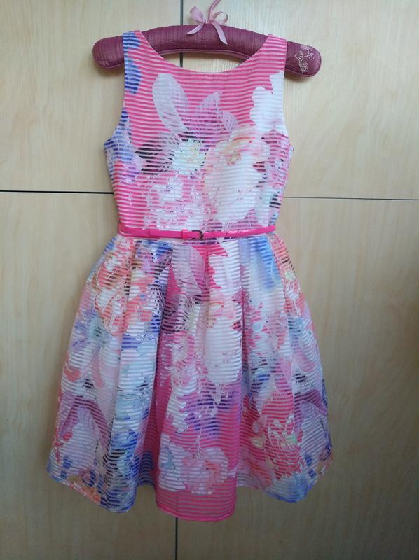Нарядное платье jasper conran на 11-12 лет