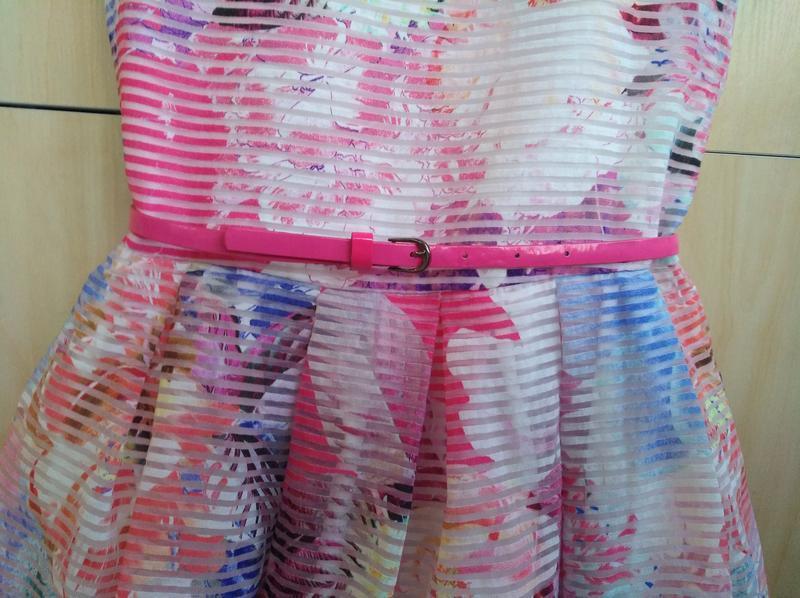 Нарядное платье jasper conran на 11-12 лет - Фото 3