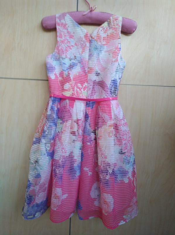 Нарядное платье jasper conran на 11-12 лет - Фото 8