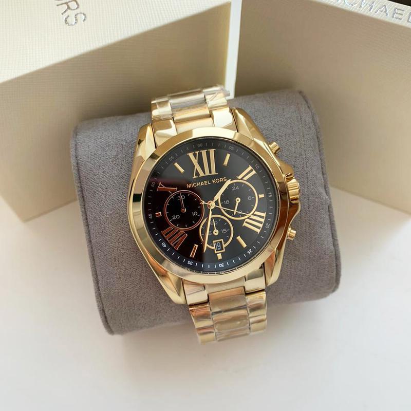 Женские часы Michael Kors MK5739 'Bradshaw' - Фото 3