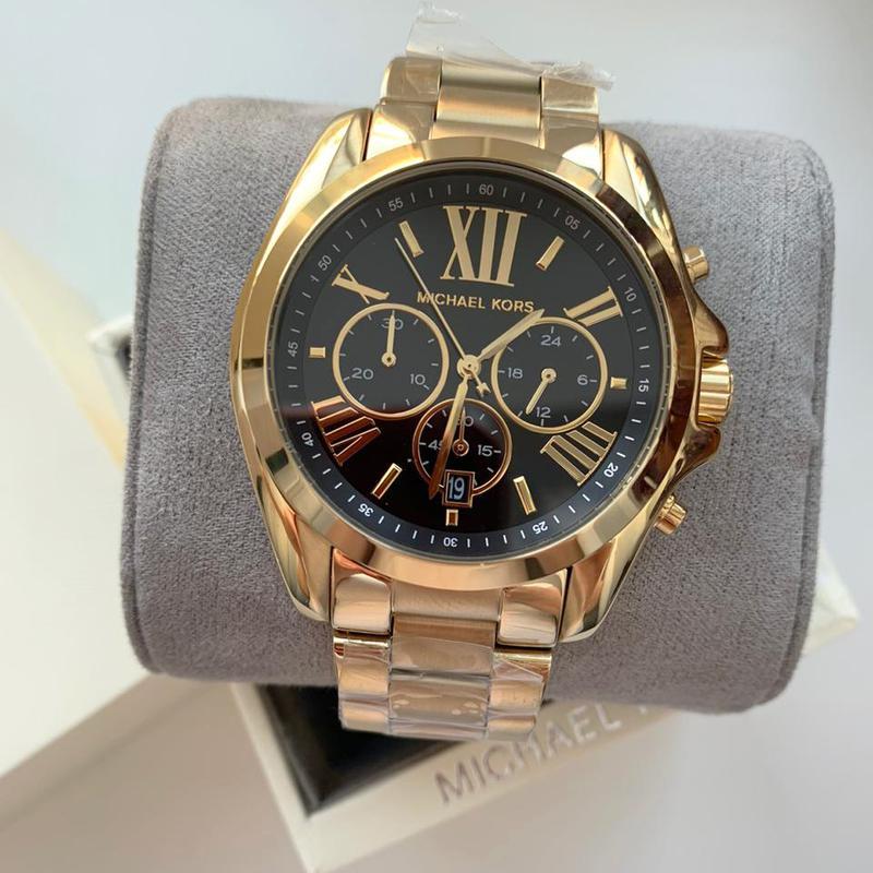 Женские часы Michael Kors MK5739 'Bradshaw' - Фото 2