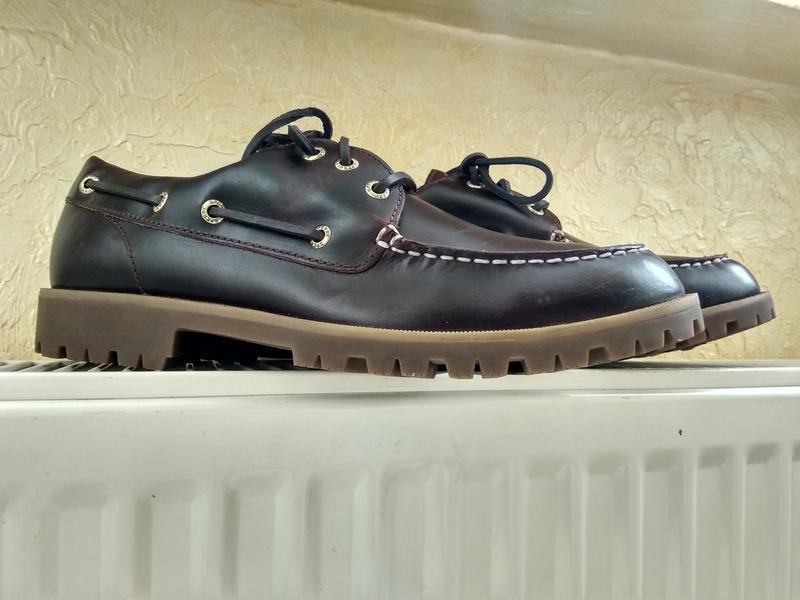 Кроссовки sperry men's authentic original lug boat shoe