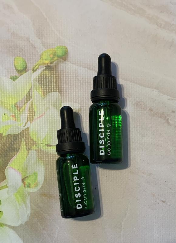 Масло для лица disciple skincare good skin face oil 20мл