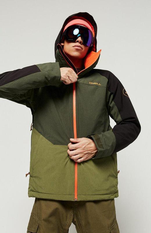Мужская куртка o'neill galaxy iv ski / snowboard jacket оригин...