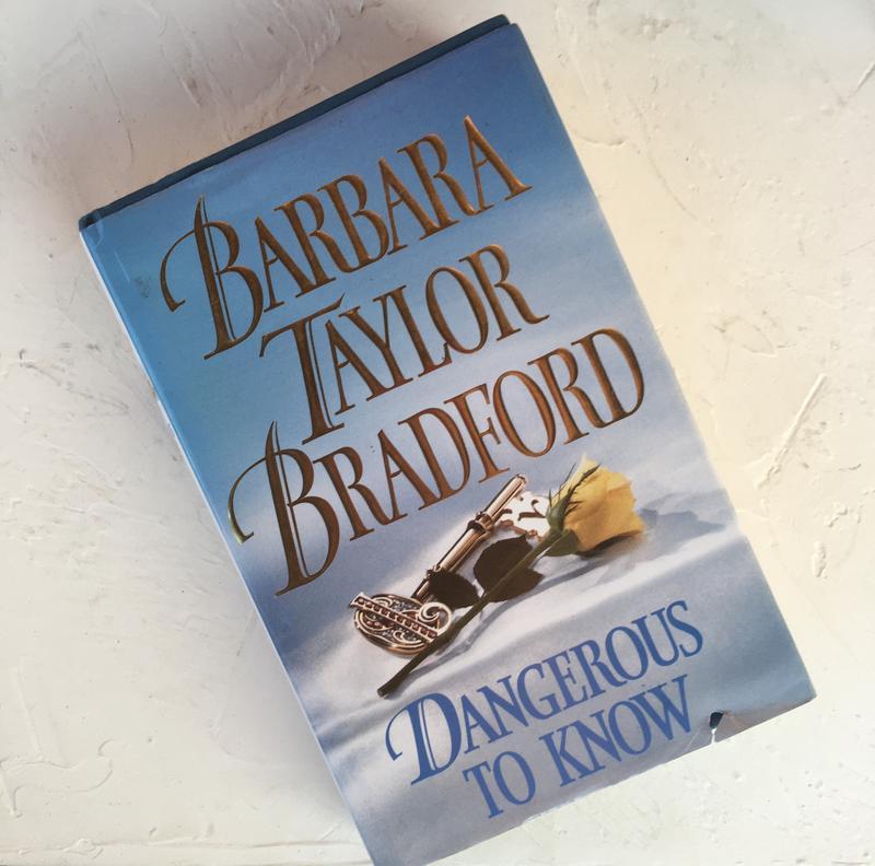 Книга на английском языке barbara taylor dangerous to know
