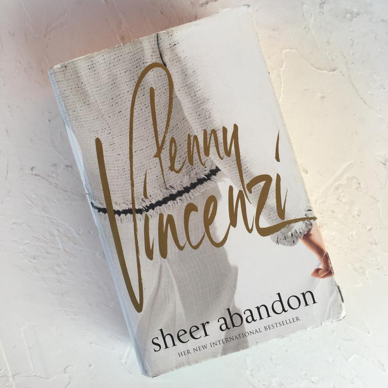 Книга на английском языке denny vineenzi sheer abandon