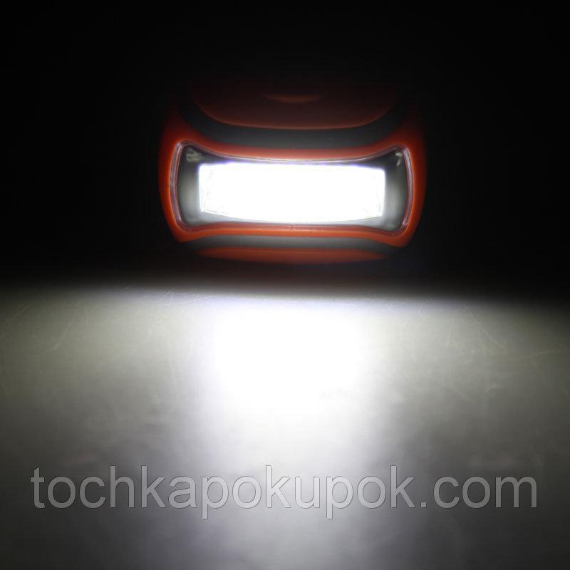 Налобный фонарик светодиодный  LED CH-2016