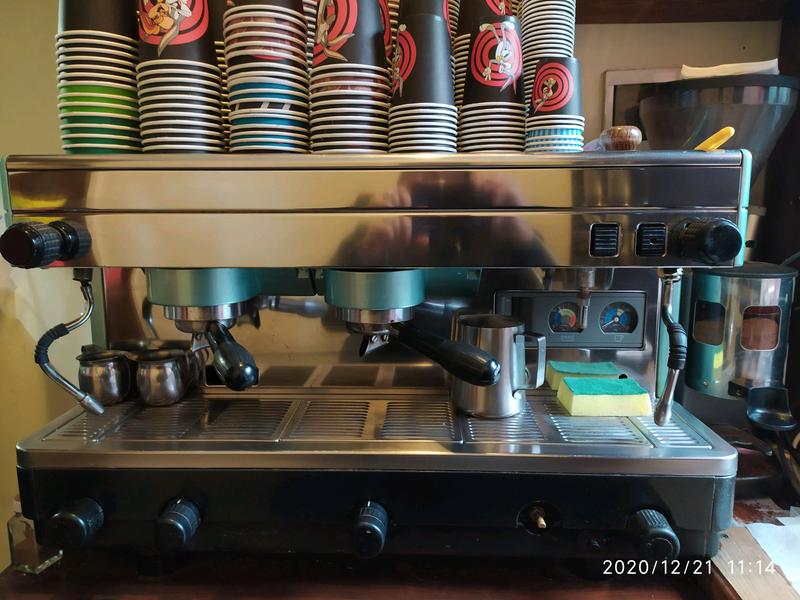 Продам обладнання для кав'ярні