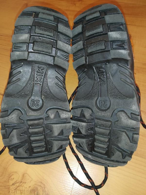 Демисезонные непромокаемые ботинки - Фото 4