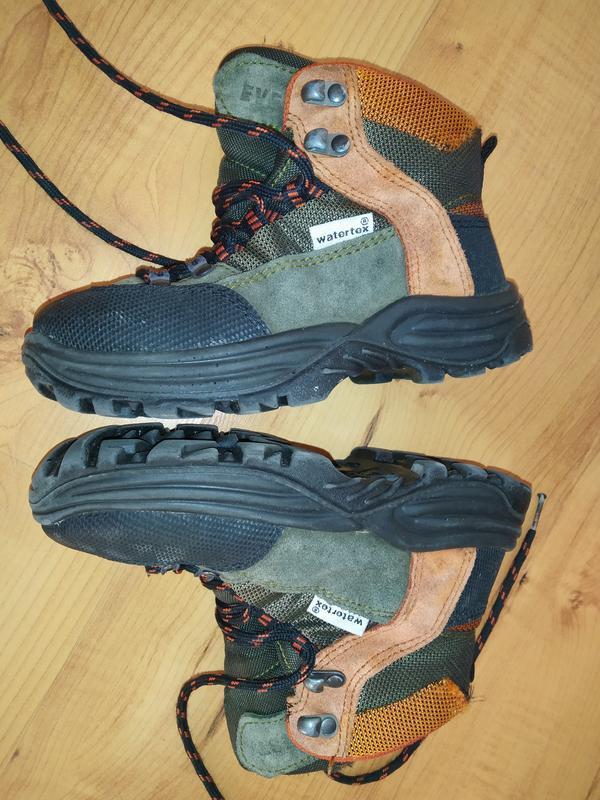 Демисезонные непромокаемые ботинки - Фото 6