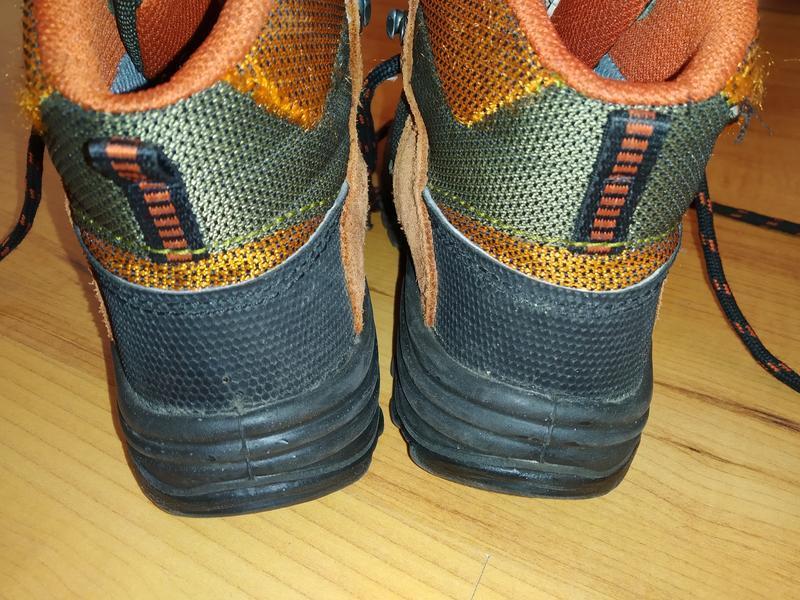 Демисезонные непромокаемые ботинки - Фото 7
