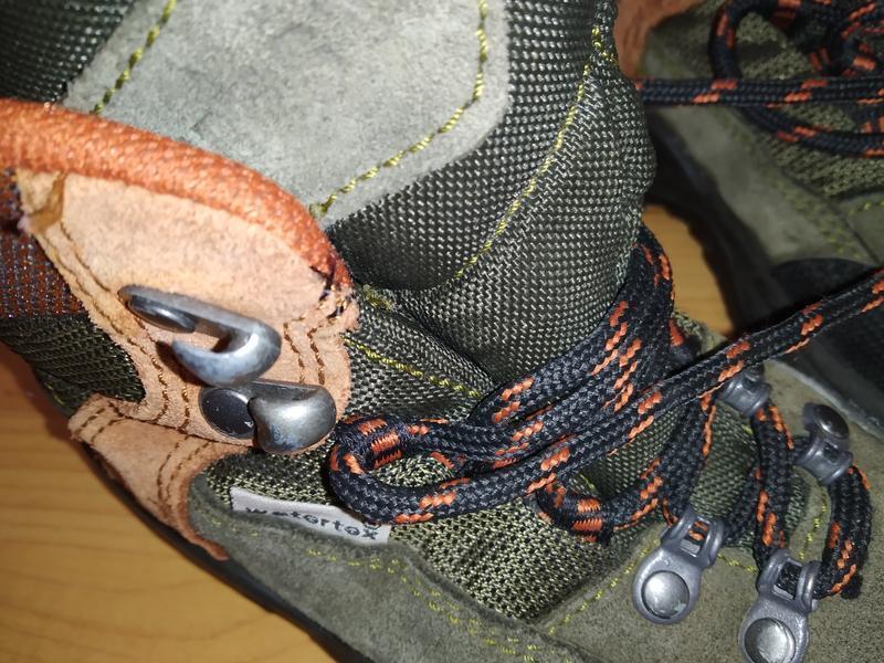 Демисезонные непромокаемые ботинки - Фото 8