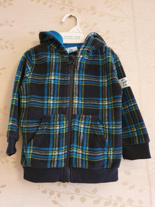Флисовая кофта topomini флиска поддева курточка флис