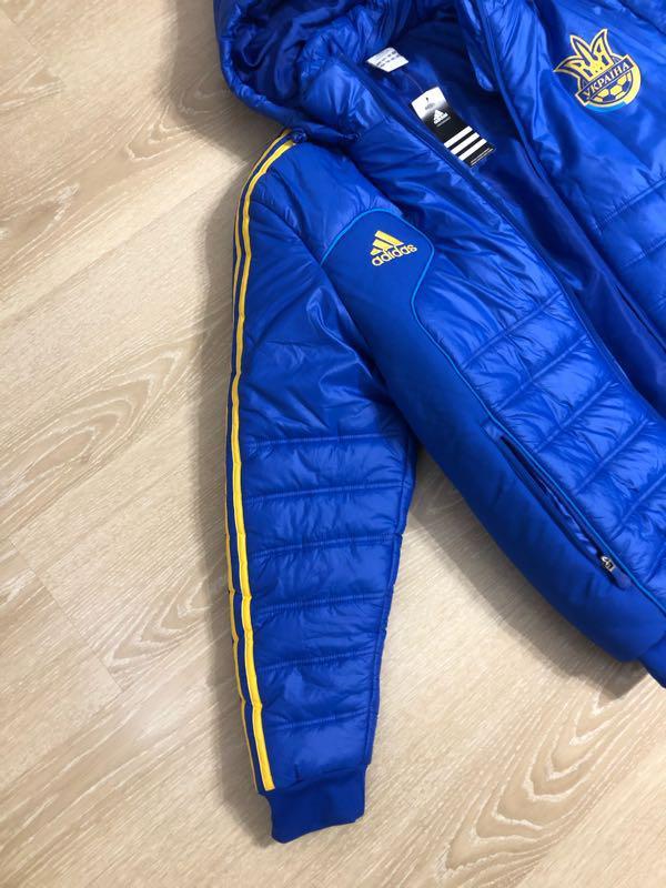 Мужская демисезонная куртка ADIDAS- оригинал - Фото 12