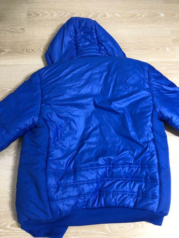 Мужская демисезонная куртка ADIDAS- оригинал - Фото 4