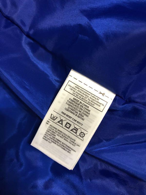 Мужская демисезонная куртка ADIDAS- оригинал - Фото 10