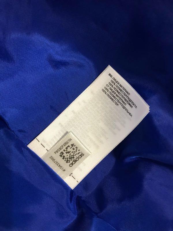 Мужская демисезонная куртка ADIDAS- оригинал - Фото 9