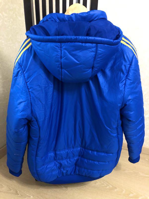 Мужская демисезонная куртка ADIDAS- оригинал - Фото 2