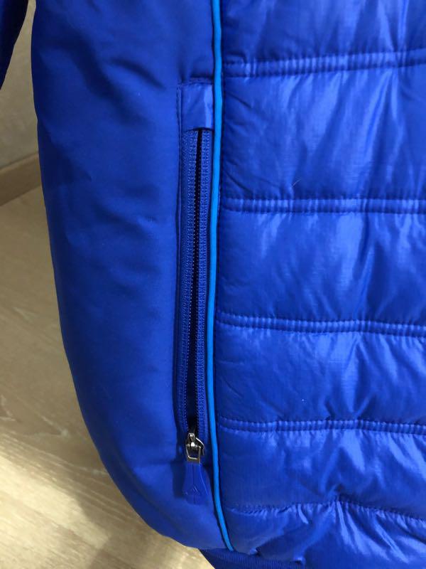 Мужская демисезонная куртка ADIDAS- оригинал - Фото 11
