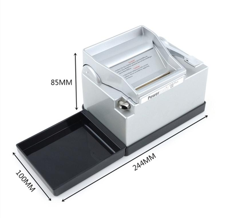 Машинка для набивки сигарет powermatic 2 купить хабаровск сигареты оптом